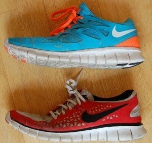 Nike Free Run 2 Review - Active Gear Review