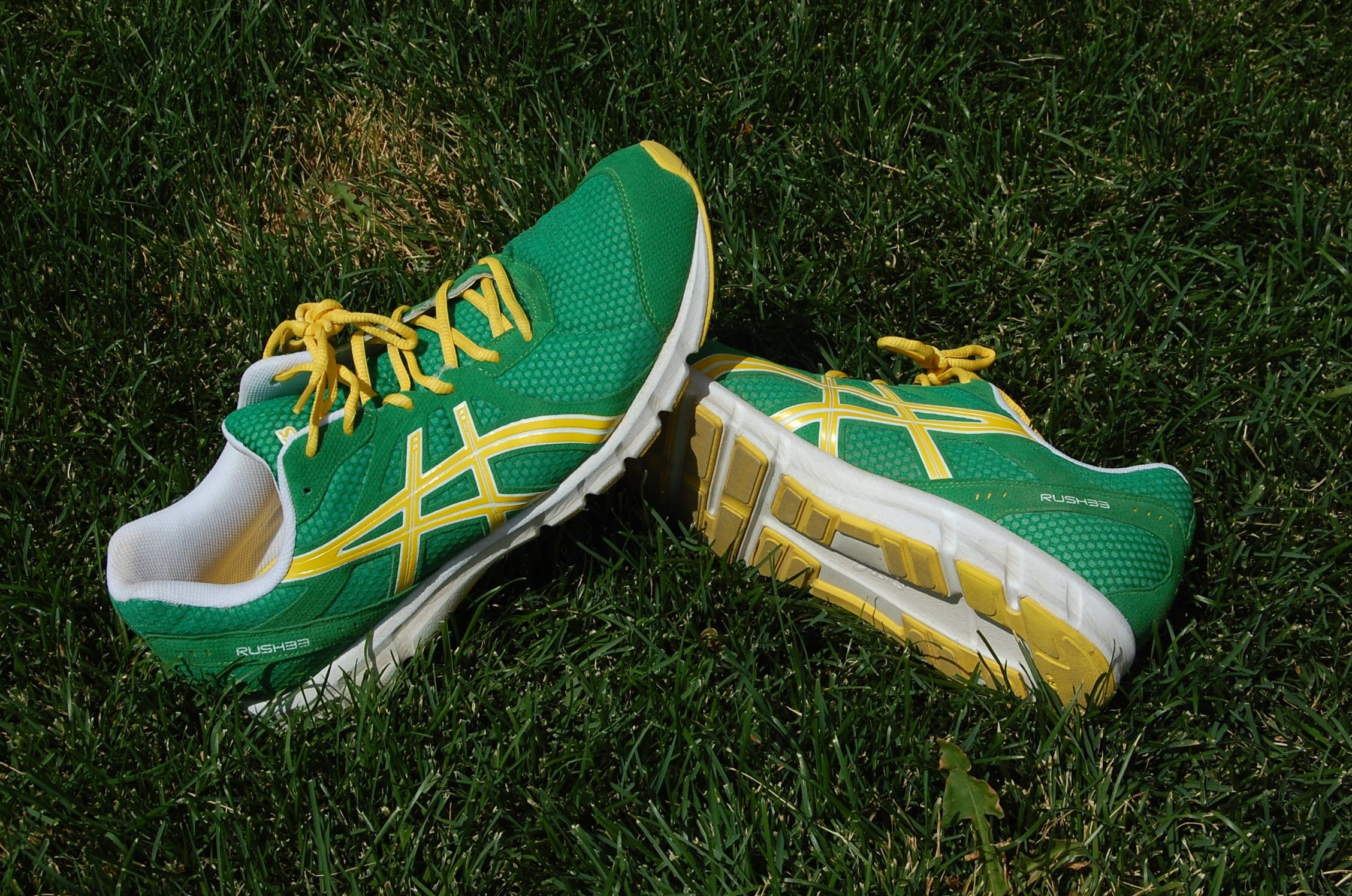 Asics Rush 33 Review - Active Gear Review