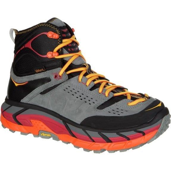 HOKA ONE ONE Tor Ultra Hi WP Running Shoe Womens