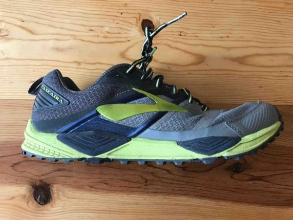 Trail Running Shoe Review – Brooks