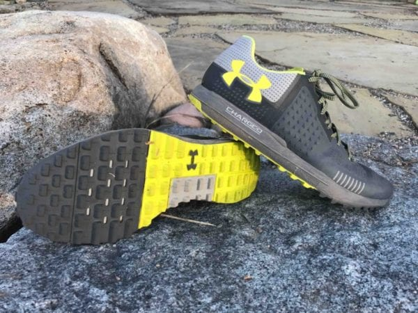 Trail Running Shoe Review - Under