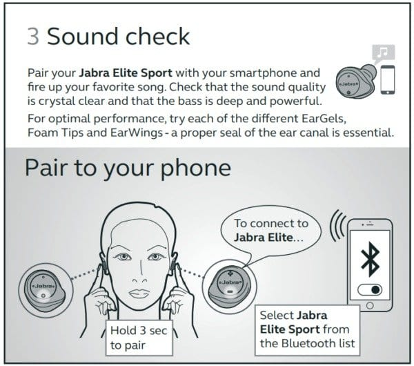 Jabra Elite Sport Wireless Earbuds Review Active Gear Review